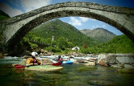 Val Sesia Kayak
