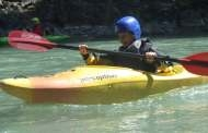 Kids kayak courses