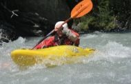 Aosta, kayaking Great paradise