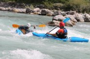 Stage Kayak intermedi'eau