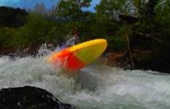 Camps d'été free-kayak